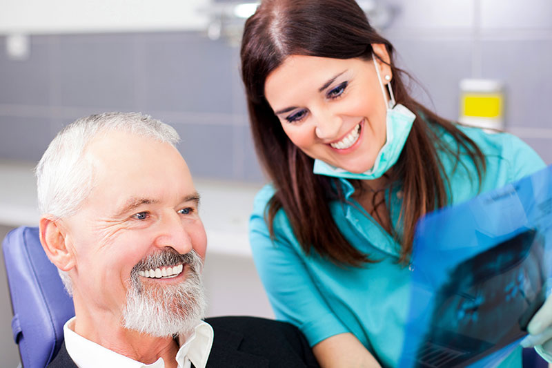 Dental Implants - Sam's Dental Office and Orthodontics, Fresno Dentist